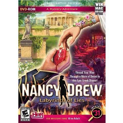 Nancy Drew: Labyrinth of Lies PC Games - image 1 of 1