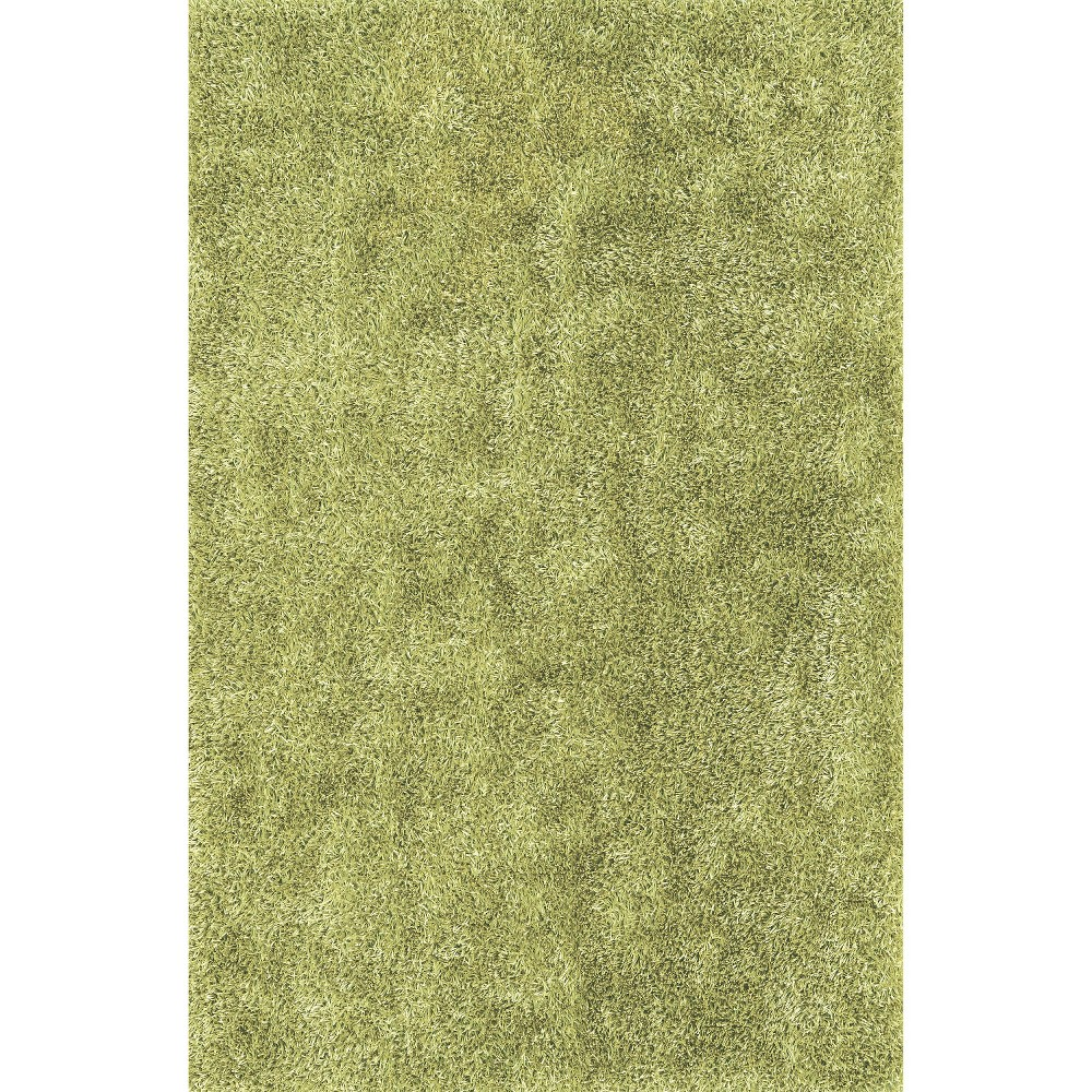 Lustrous Shoestring Shag Area Rug - Willow (8'x10')