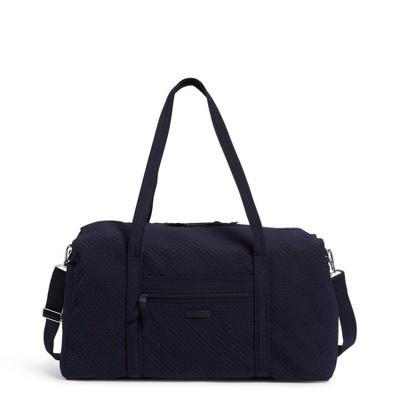 Vera Bradley Women's Microfiber Large Travel Duffel Bag