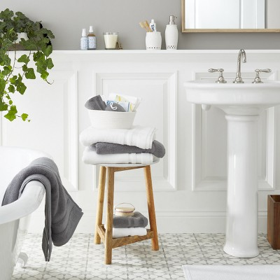 Modern Gray & White Guest Bath Collection - Threshold™