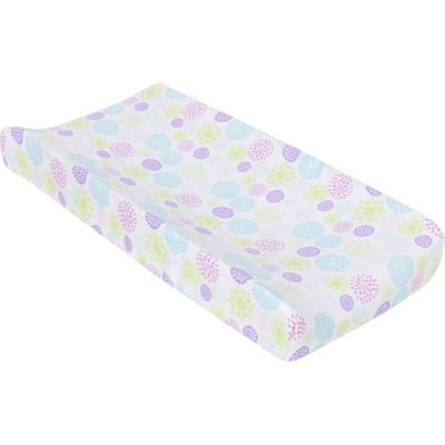 MiracleWare Muslin Changing Pad Cover Color Bursts