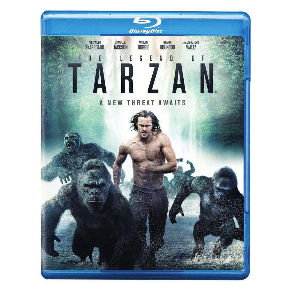 Legend of Tarzan, The (Blu-ray + Dvd + Digital)