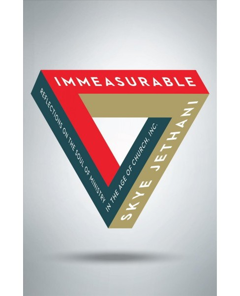 Immeasurable : Reflections on the Soul of Ministry in the Age of Church, Inc. -  (Paperback) - image 1 of 1