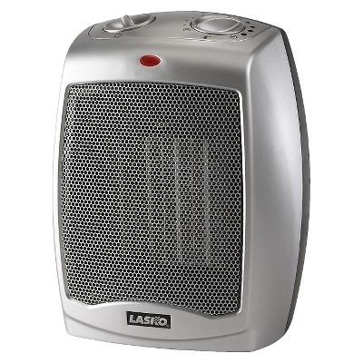 Lasko Ceramic Indoor Heater w/ Adjustable Thermostat 1500W 754200