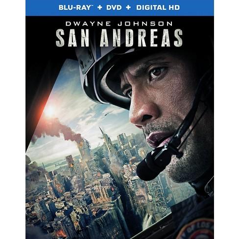 San Andreas (Blu-ray) - image 1 of 1