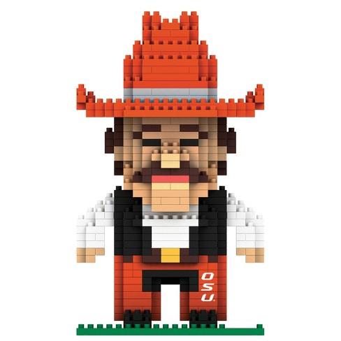 NCAA Oklahoma State Cowboys 3D BRXLZ Mascot Puzzle 1000pc - image 1 of 1