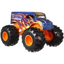 Hot Wheels Monster Trucks 1:24 Dairy Delivery Vehicle