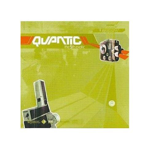 Quantic - 5th Exotic (CD) - image 1 of 1