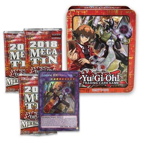 2018 Yu-Gi-Oh! Trading Card Mega Tin Gold