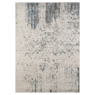 Briley Rug - Ivory - (5'3 x7'6 )- Momeni