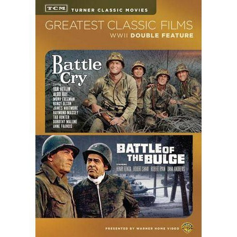 Battle of the Bulge / Battle Cry (DVD) - image 1 of 1