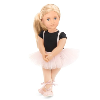 "Our Generation 18"" Ballet Doll - Violet Anna"