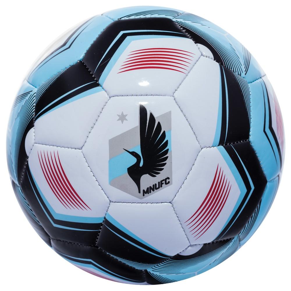 Franklin Sports Team Size 1 Soccer Ball Minnesota United FC
