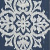 Medina Ikat Room Darkening Window Curtain Panel - Elrene Home Fashions - image 4 of 4