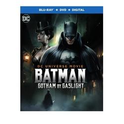 Batman: Gotham by Gaslight (Blu-Ray + DVD + Digital)