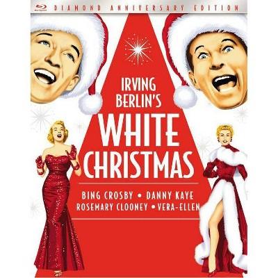 White Christmas Diamond Anniversary Edition (Blu-ray + DVD)