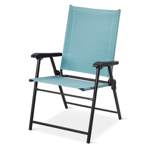 - Sling Folding Patio Chair - Threshold™ : Target