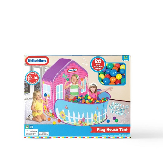 Little Tikes Playhouse Tent image number null