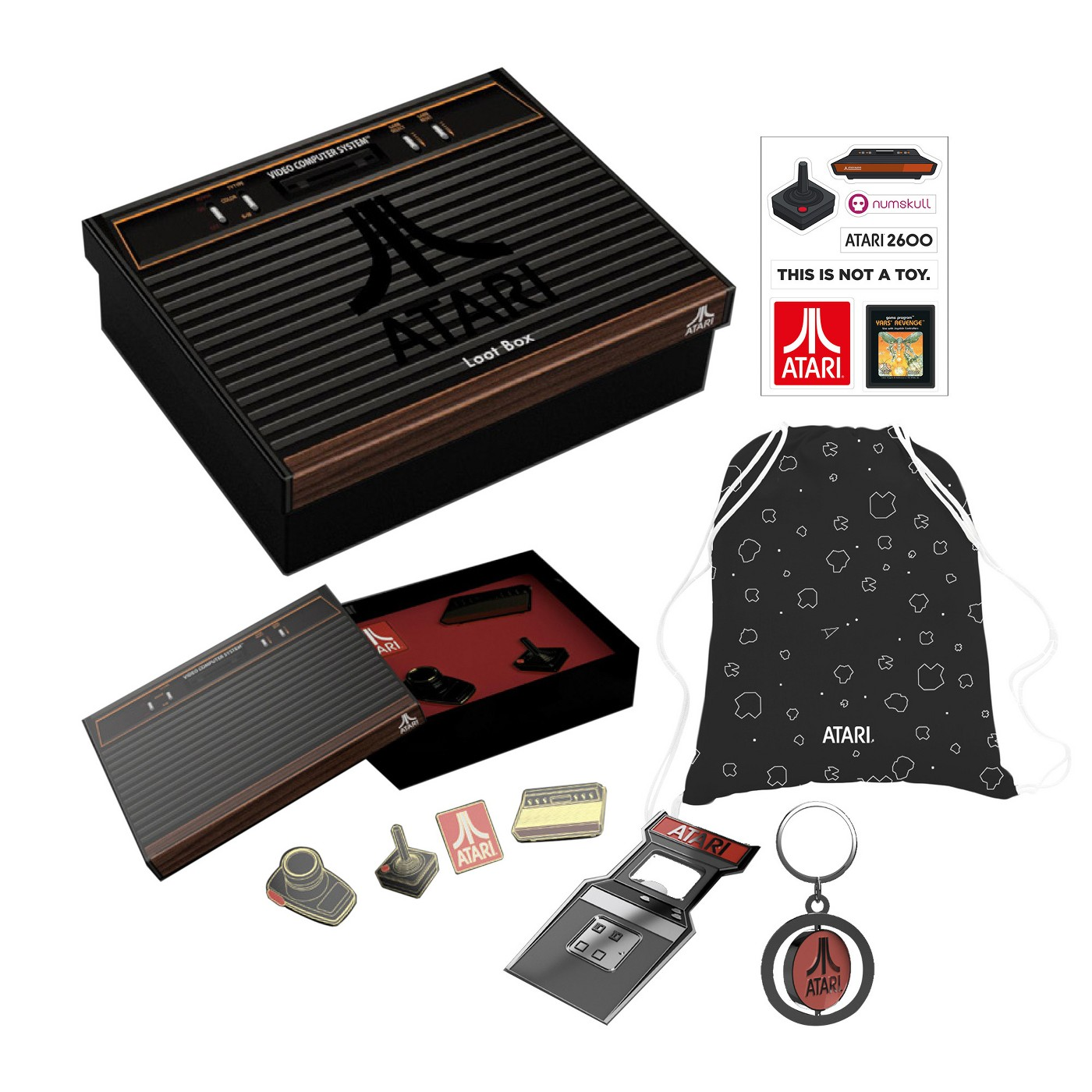 Save 50% on Atari 2600 Loot Box