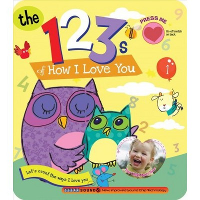 123s of How I Love You -  (Parent Love Letters) by Ron  Berry (Paperback)