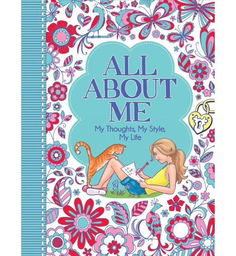 All About Me : My Thoughts, My Style, My Life -  by Ellen Bailey (Paperback) - image 1 of 1