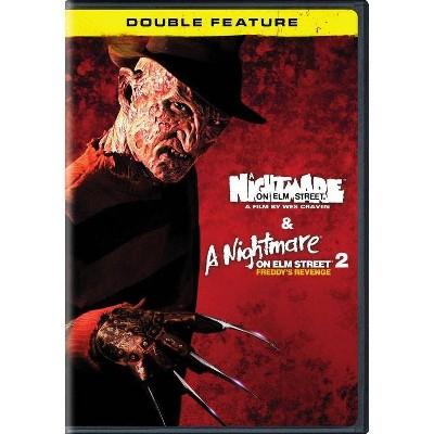 A Nightmare on Elm Street 1 & 2 (DVD)(2017)