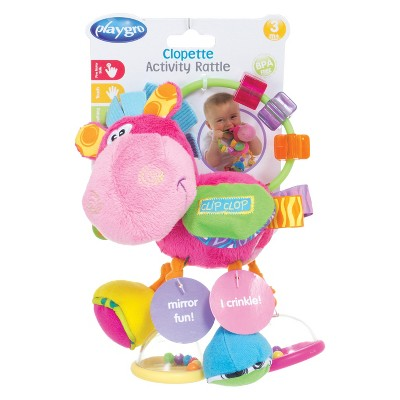Playgro Clopette Activity Rattle
