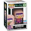 Funko POP! Animation: Rick and Morty - Gearhead (Target Exclusive) - image 3 of 3