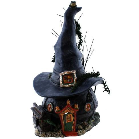 Dept 56 Buildings Toads & Frogs Witchcraft Haunt Halloween - image 1 of 3