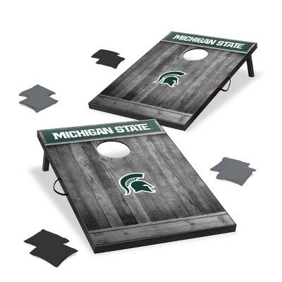 NCAA Michigan State Spartans 2' x 3' Cornhole Bag Toss Game Set