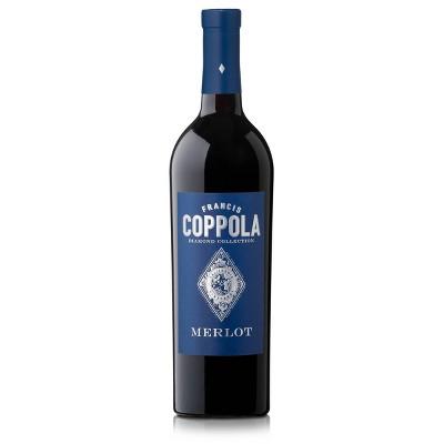 Francis Coppola Diamond Merlot Red Wine - 750ml Bottle