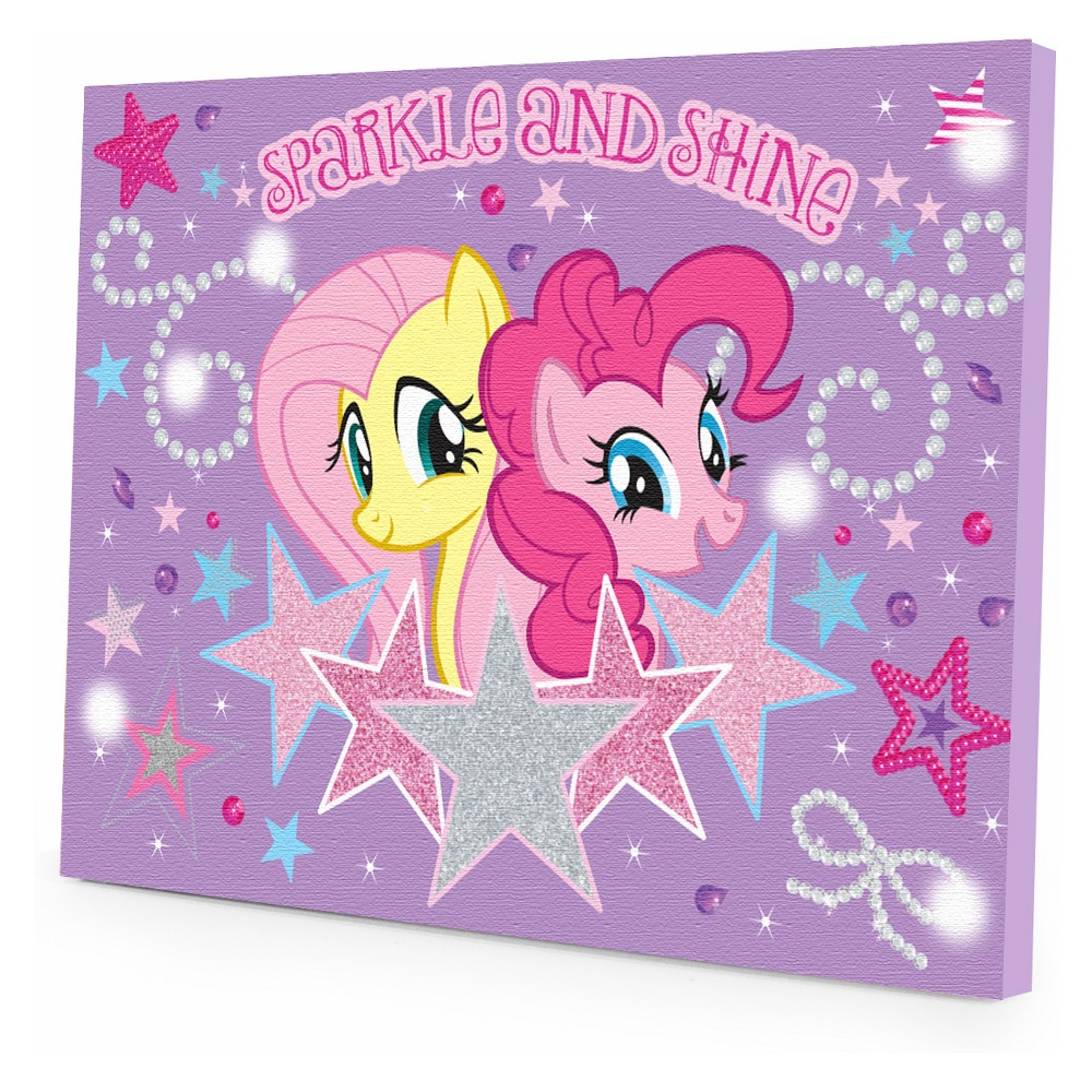 My Little Pony Led Wall Art, Multi-Colored