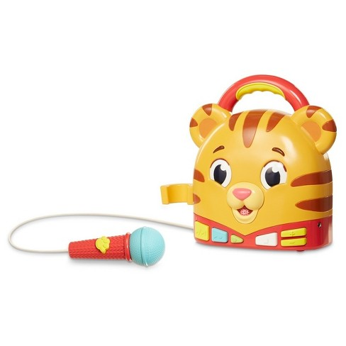 Daniel Tiger Daniel Tiger Sing Along with Daniel - image 1 of 6