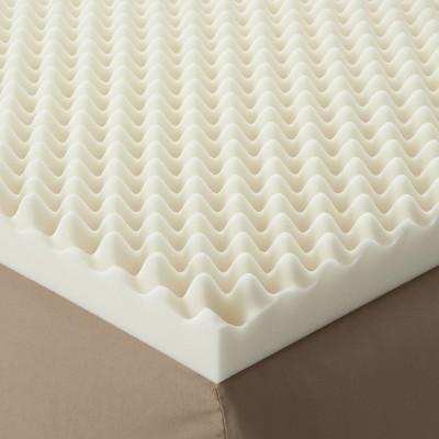 Enhance Highloft 3  Memory Foam Topper White Queen - Future Foam