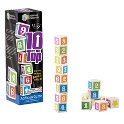 Learning Resources Make Ten to the Top