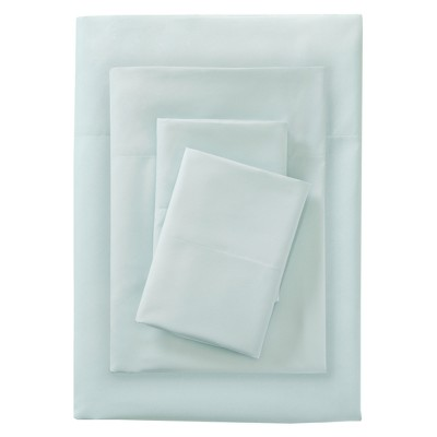 Smart Cool Microfiber Sheet Set (Queen)Aqua