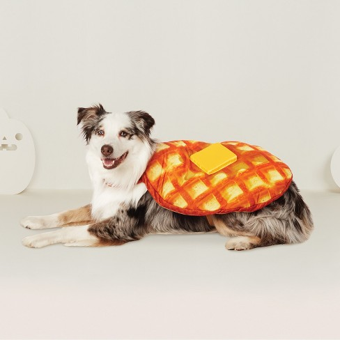 Waffle Dog Costume - Brown/Yellow - Hyde & EEK! Boutique™ - image 1 of 3