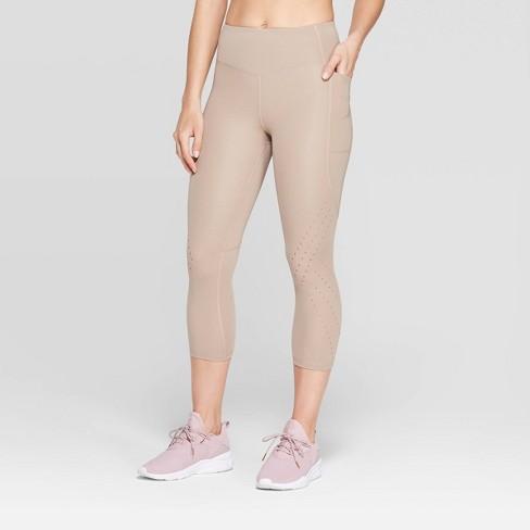 "Women's Training High-Waisted Capri Leggings 20"" - C9 Champion® - image 1 of 3"