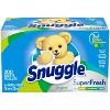 Snuggle Plus SuperFresh Original Fabric Softener Dryer Sheets - 200ct - image 2 of 4