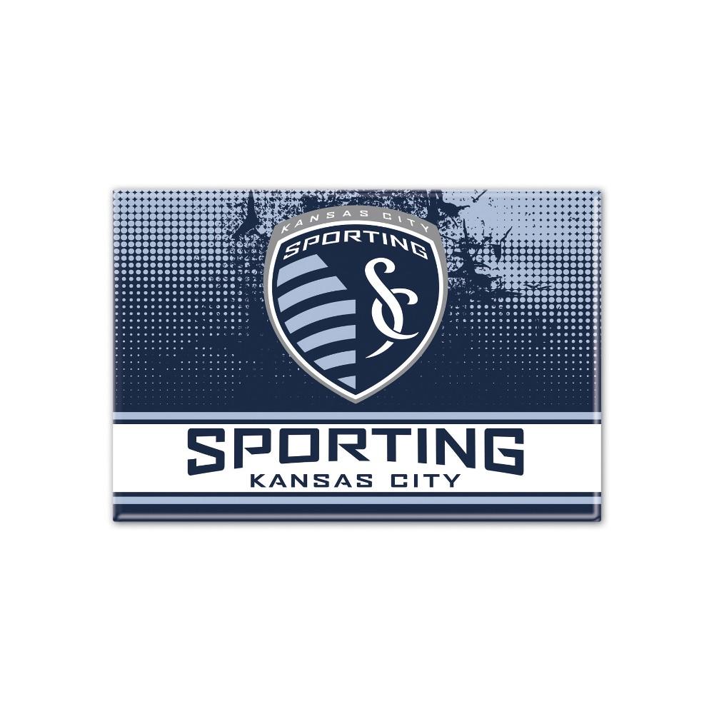 Mls Sporting Kansas City Fridge Magnet