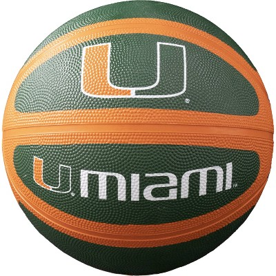 NCAA Miami Hurricanes Official Basketball