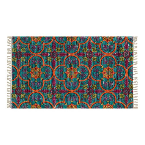 "Loloi Aria Accent Rug - Blue (2'3""X3'9"") - image 1 of 1"