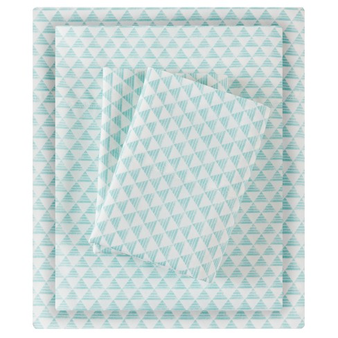 Triangle Printed Sheet Sets - image 1 of 5