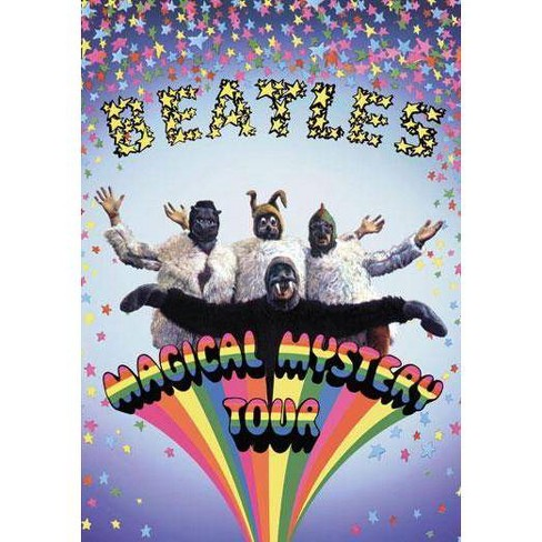 The Beatles: Magical Mystery Tour (DVD) - image 1 of 1