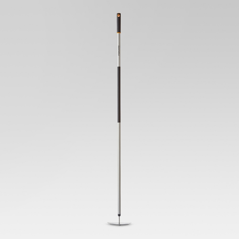 "Image of ""Fiskars 60"""" Long handle Aluminum Hoe Orange"""