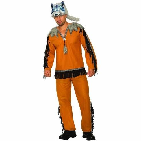 Forum Novelties Wolf Spirit Men's Costume - image 1 of 1