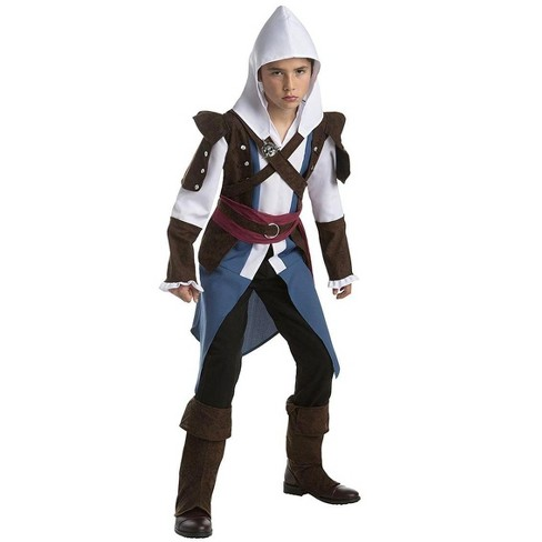 Assassin S Creed Edward Kenway Classic Teen Costume Target