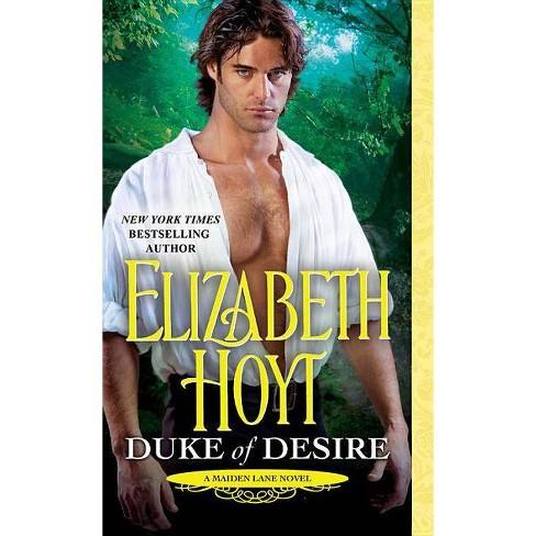 Duke of Desire -  (Maiden Lane) by Elizabeth Hoyt (Paperback) - image 1 of 1