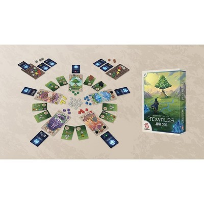 Mystery of the Temples (English Edition) Board Game