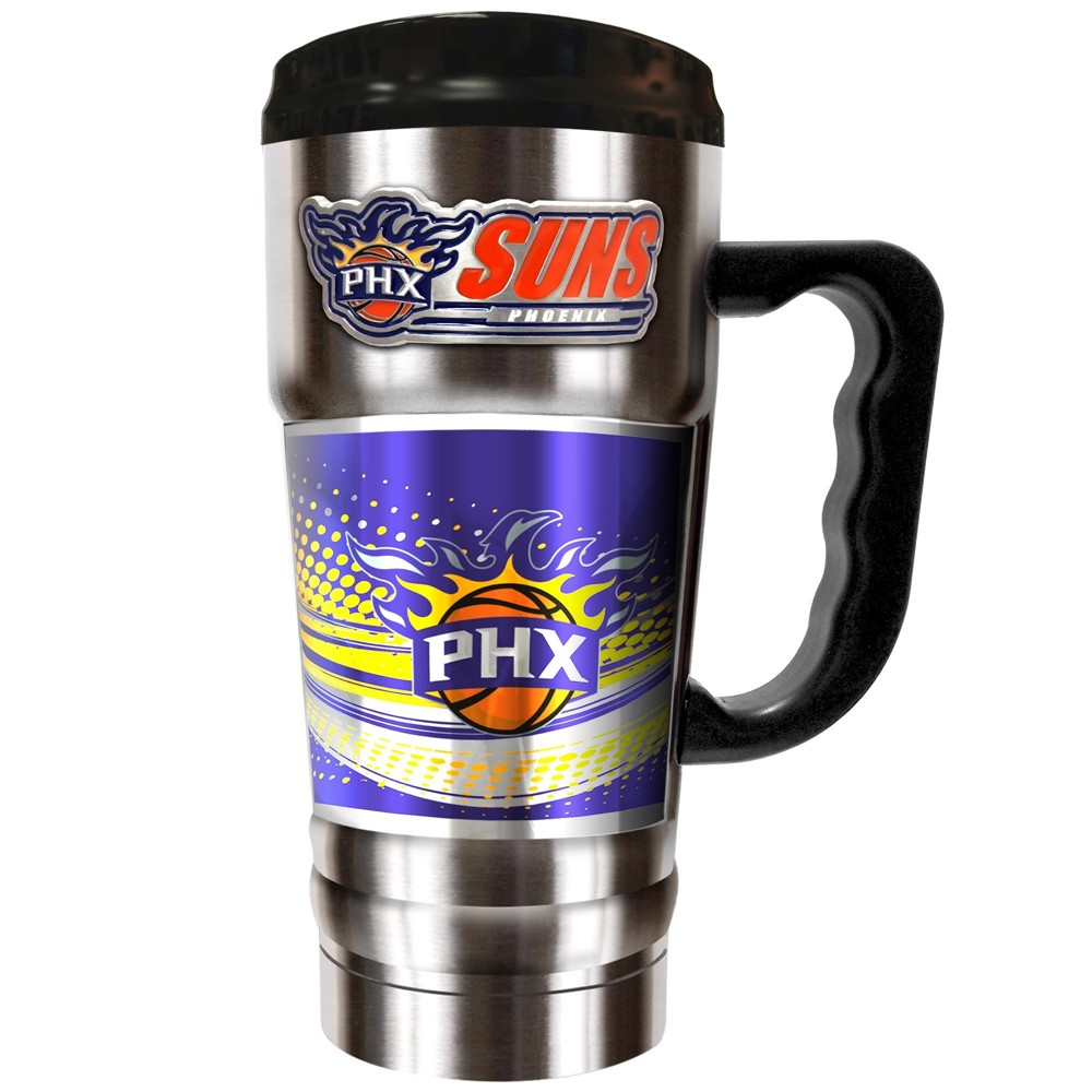 NBA Phoenix Suns 20oz Champ Vacuum Insulated Stainless Steel Travel Tumbler